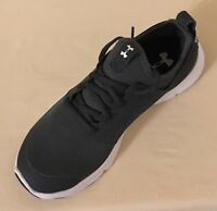 Women Under Armour Drift RN Mineral Running Shoes Black/Stealth Gray 1288065-001