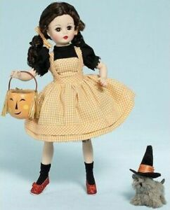 Madame Alexander 10'' Halloween Dorothy and Toto #60705 Coquette Doll - Retired