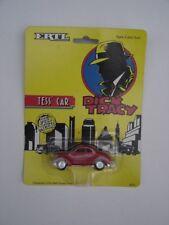 ERTL 1990 DIECAST 2678 DICK TRACY TESS' CAR 1:64 SCALE - MINT CAR ON CARD DISNEY