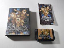 Juju Densetu Toki Complet Sega Megadrive Jap