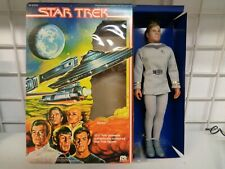 "VINTAGE 1979 MEGO STAR TREK DECKER 12"" FIGURE NEW IN OPEN BOX"