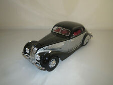 """GUILOY  BMW  327  Coupè  """"1937""""  (schwarz/silber/rot) 1:18  ohne Verpackung !"""