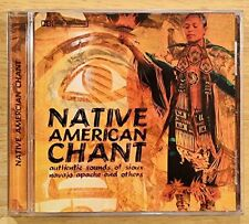 Native American chant Navajo, plain Indians, Apache, zuni... [2 CD]
