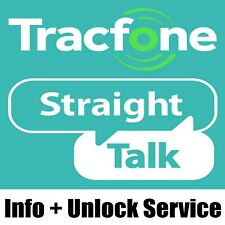 US TracFone / Straight Talk Info + Unlock Service iPhone & Generic devices Read