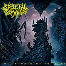 SKELETAL REMAINS-ENTOMBMENT OF CHAOS CD NUOVO