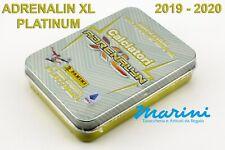PANINI BOX TIN PLATINUM 10 ADRENALYN XL 25 CARD CALCIATORI SERIE A 2019 2020