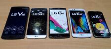nagelneue LG`s : LG G4 - LG G5 - LG K4 - LG K10 - LG V10 als Komplettset