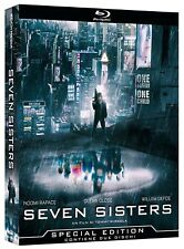 Seven Sisters (Limited Edition) (2 Blu-Ray + 7 Card Da Collezione) KOCH MEDIA