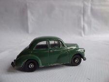 Corgi Classics Cars No 98134 Morris Minor Saloon Green Collectible Toy Model Car