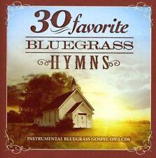 CD de musique country bluegrass Various