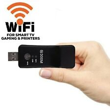 🔥Ethernet To Wireless Adapter Wi-fi Lan Wifi For Game Smart TV Computer Printer