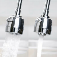 Flexible Faucet Sprayers Extender Bendable Kitchen Sink Tap Head Attachment Tool