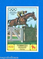 Figurina/Sticker CAMPIONI DELLO SPORT 1968/69 - n. 423 - T. LEQUIO -ITA-Rec