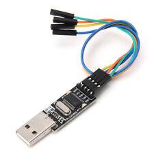 Auto USB Converter Module Converter Adapter 5V 3.3V Output To RS232 TTL PL2303HX