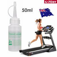 50ml Clear Silicone Oil Treadmill Belt Lubricant Walk Running Lube Plate Board D