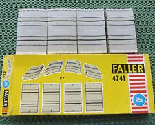 Faller Ams 4741 Moguls Boxed
