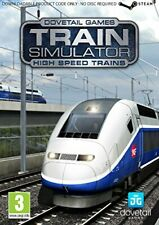 High Speed Trains PC Digi Card