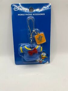 Disney Mobile Phone Accessories Hanging Donald Duck Shirt & Tag New in Box