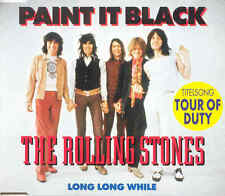 ROLLING STONES - Paint it black 2TR CDM 1990 POP ROCK