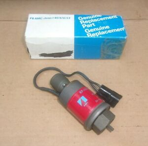 1981-1986 Jeep Wrangler CJ NOS AMC MoPar Speedometer Cable EMISSIONS SWITCH