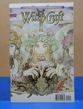 WITCHCRAFT #2 of 3 1994 Vertigo/DC 9.0 VF/NM Uncertified ALL COVERS MERGE TO ONE