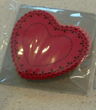 Stampin' Up - Heart Doilies - New - Valentine's Day