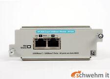HP Aruba Switch 2920 2 Port 10GBase-T Modul (J9732A)