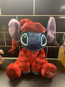 Disney Store Christmas 2020 Stitch Plush Toy