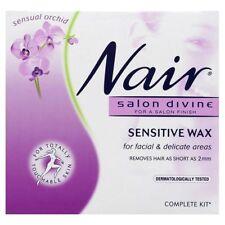 Nair Salon Divine Sensitive Wax for Delicate Areas 100g