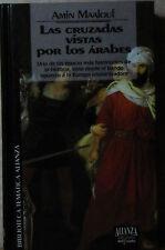 Libro Las cruzadas vistas por los arabes, de Amin Maalouf
