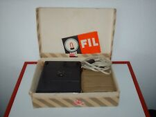 VINTAGE : COFFRET  FLASHE / FLASH  NORMA  FIL 10 M made in URSS - CCCP 1967