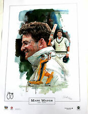 New 1991 - 2002 - Mark Waugh Hand Signed Lithograph