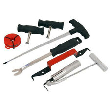 7pc Windscreen Glass Removal Set Car Van Windshield Kit Garage Hand Tool…