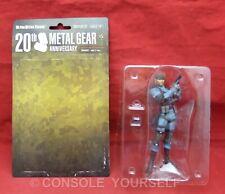 Metal Gear Solid 2 Snake UDF figura - 20TH aniversario-Usado-MEDICOM-UK