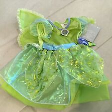 NWT Disney Store Tinker bell Deluxe Costume Baby 12-18 M
