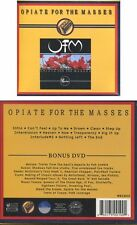 """OPIATE FOR THE MASSES """"The spore"""" CD Dpack + DVD NEW"""