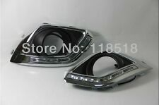 2x CAR-Specific for Opel Antara 2010~2013 LED DRL Daytime Running Light
