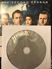 Hawaii Five-0 - Season 2, Disc 2 REPLACEMENT DISC (not full season)