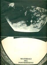 LA TRADIZIONE DEL NUOVO. Aprile 1979. Una figurazione ellittica