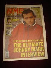NME 1991 APR 20 JOHNNY MARR PET SHOP BOYS FARM WEDDING PRESENT LEMONHEADS FALL