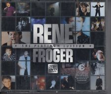 RENE FROGER The Platinum Edition 2-CD & DVD 3-DISC FAT BOX DINO HOLLAND