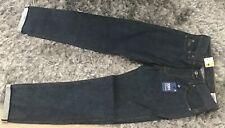 G-Star Raw 3301 Red Listing Hammer Denim Tapered Fit Jeans W29 L32 BNWT (lot100)