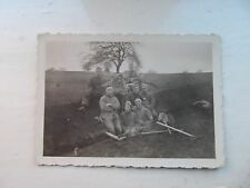 German world war 2 original photograph - old photo military
