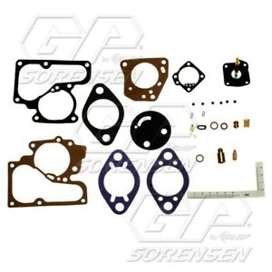 Carburetor Repair Kit-Kit GP Sorensen 96-602