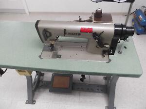 PFAFF 5487-814 Top Feed 1-Needle Chain Stitch Industrial Sewing Machine HEAD