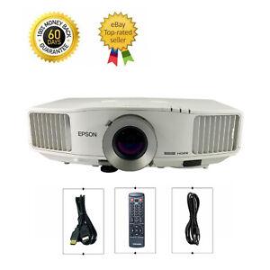Epson EB-G5200W 3LCD Projector 4200 ANSI HD 1080i HDMI 1280x800 (bundle)