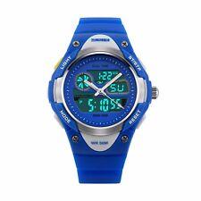 SHOCK Analog Digital Wristwatch Child Quartz Waterproof Military Watch