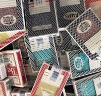 4 Random Las Vegas Casino Used Playing Cards Deck! Nevada Or Atlantic City!