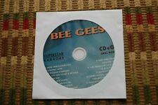 BEST OF THE BEE GEES KARAOKE CDG SSKU922 STAYING ALIVE,MASSACHUSETTS CD+G MUSIC