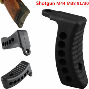 "Rifle Stock 1"" Recoil Buttpad Non-slip Rubber Butt Pad Hunting Accessories Black"